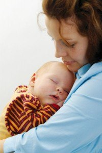 Eisenmangel bei Frauen kurz nach der Geburt