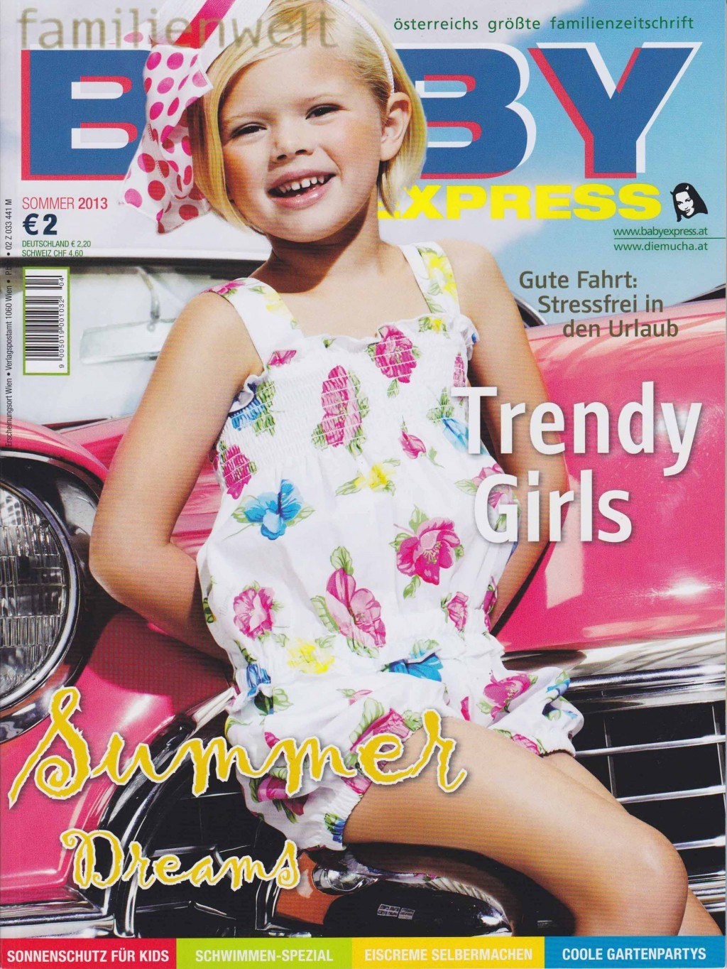 Babyexpress_Cover_Sommer 2013