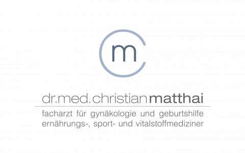 Dr. Med. Christian Matthai - Facharzt für Gynäkologie und Geburtshilfe, Ernährungs-, sport- und vitalstoffmediziner