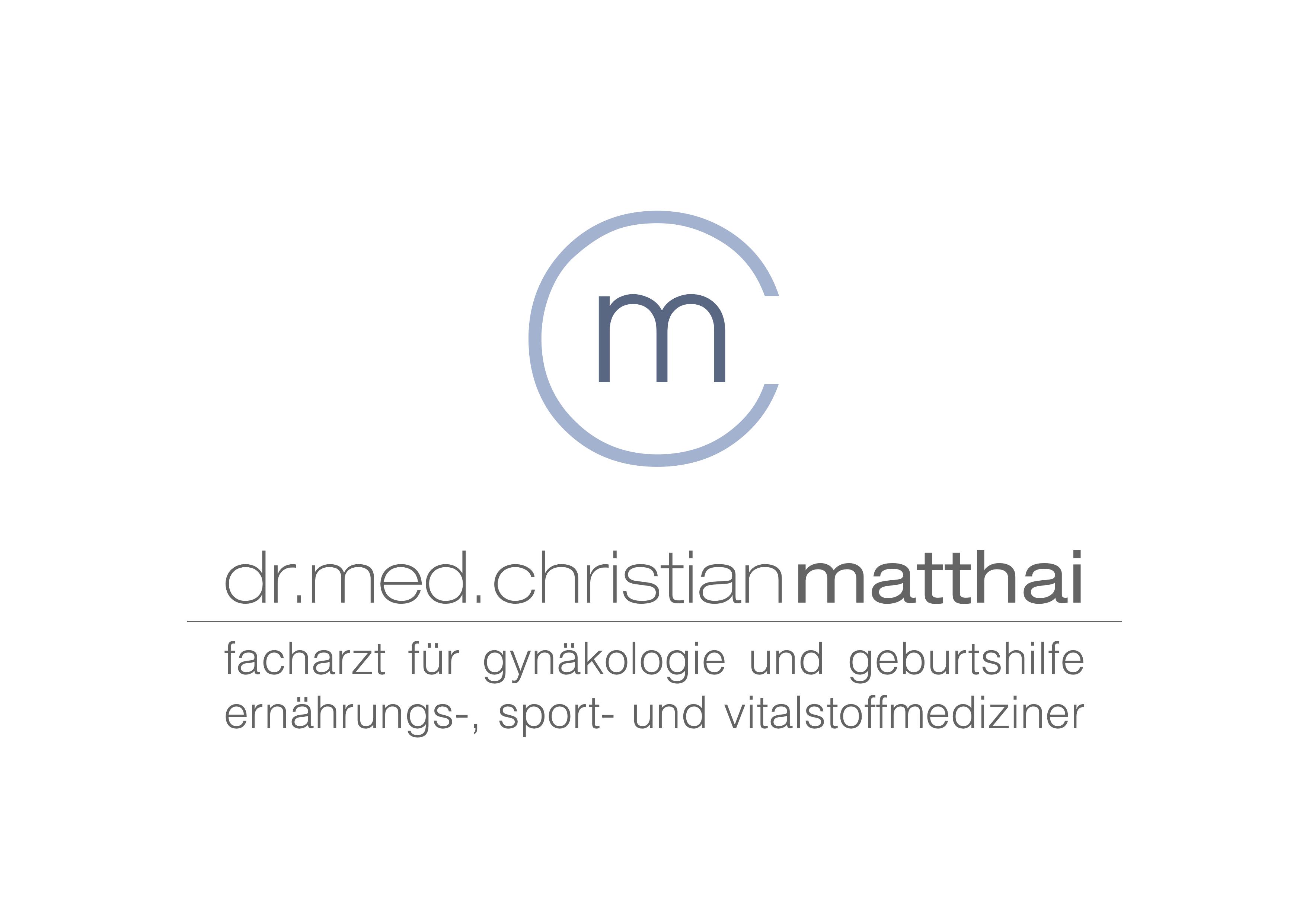 Eisenexperte DR. CHRISTIAN MATTHAI, Wien, Facharzt für Gynäkologie und Geburtshilfe Ernährungs-, Sport- und Vitalstoffmediziner