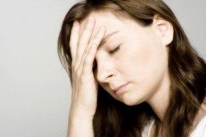 Konzentrationsschwäche als Symptom