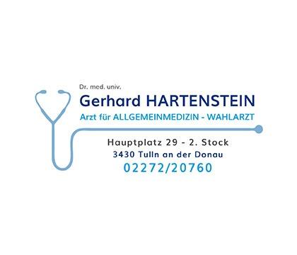 Eisenexperte DR. GERHARD HARTENSTEIN, Tulln an der Donau, Arzt für Allgemeinmedizin; Sexualmedizin, Wundbehandlung, Zöliakieberatung